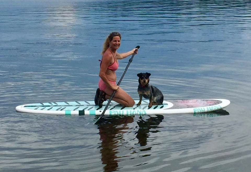 Dog Paddleboarding Bend Oregon