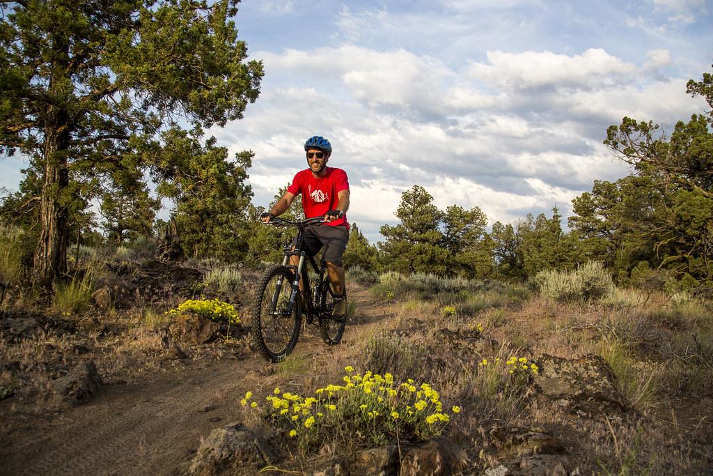 Mountain Biking in Central Oregon
