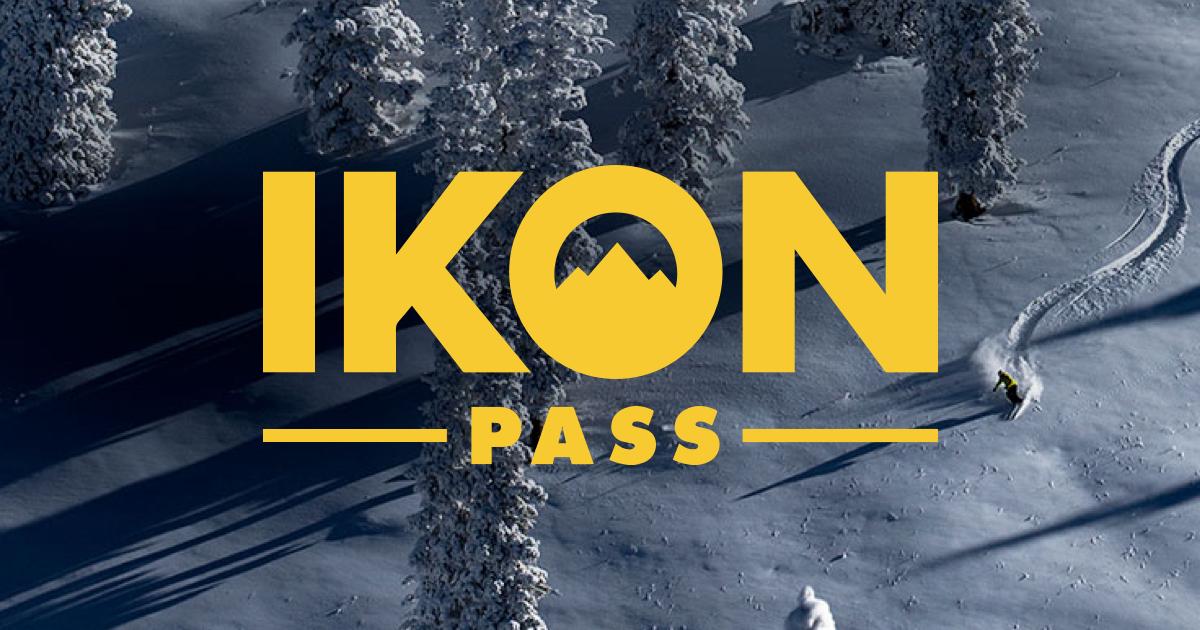 IKON Mt Bachelor Logo