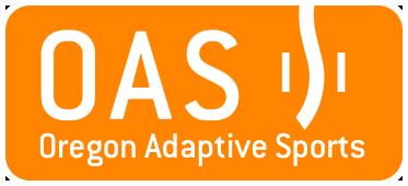Oregon Adaptive Sporst (OAS) logo