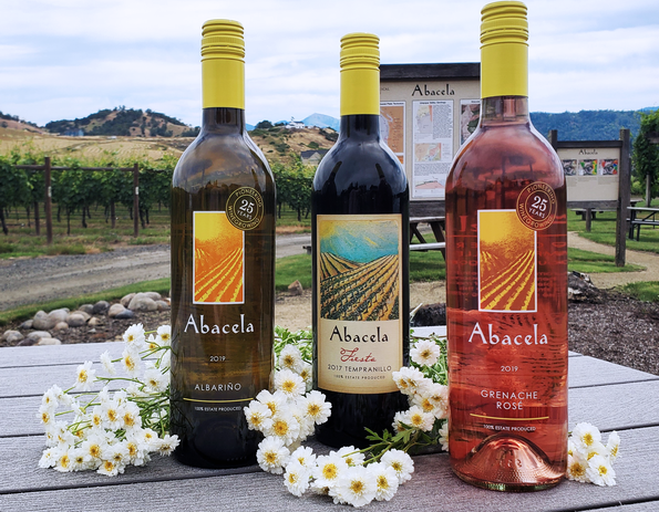 Abacela Wine as a welcome gift from Alpenglow