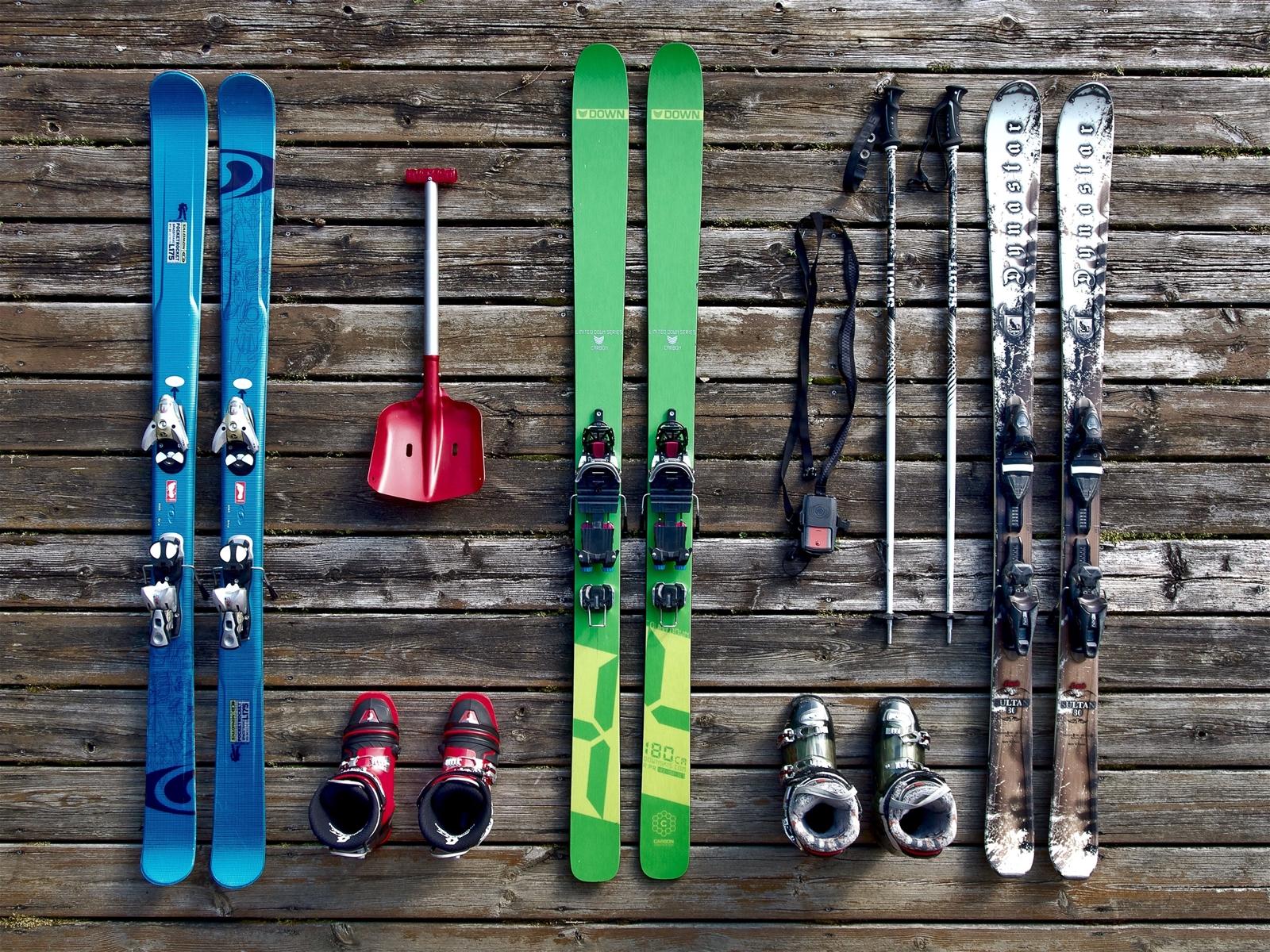 Ikon Pass Destinations - Mt. Bachelor ski equitment