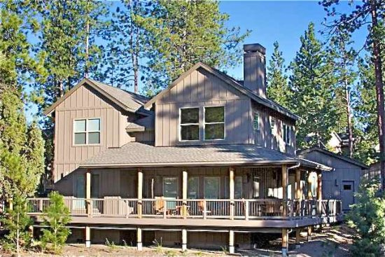 Big Eddy Circle a three bedroom, two and half bath located in the River Wild Community in Bend Oregon